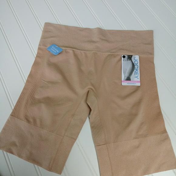 Jockey Other - NWT Jockey NWT Mid-Length Slip Short
